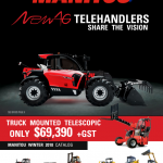 New Manitou Specials